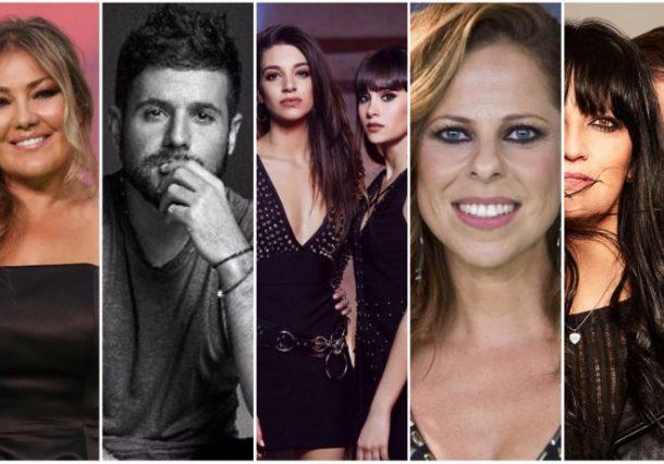 'Aitana War', Amaia Montero y Pablo López actúan este sábado en Vitoria