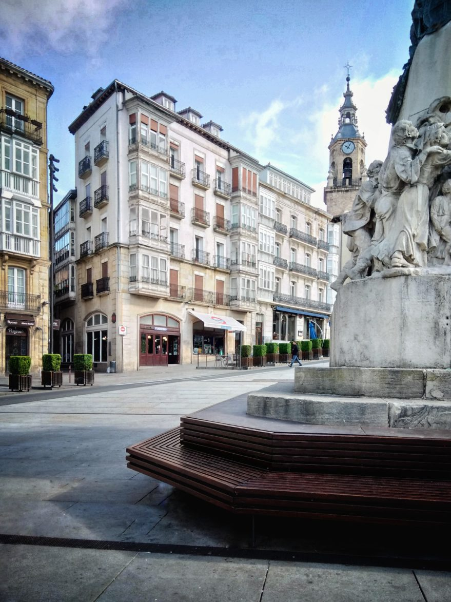 banco virgen blanca vitoria