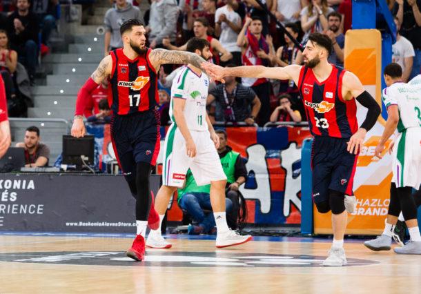 Baskonia tiene al Jugador Más Espectacular... pero a nadie en el Mejor Quinteto