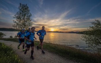 Un 'paseo' de 100 kilómetros para luchar contra el hambre