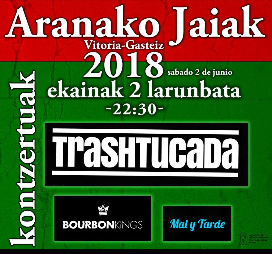 Kontzertuak Gasteizen eta Araban. Conciertos en Vitoria y Alava - Página 3 Aranako-jaiak-879x819