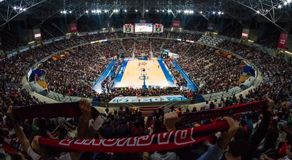 ¿Cuántos aficionados podrán ir al Buesa Arena o a Mendizorrotza? - Gasteiz Hoy