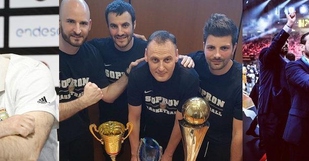 Laso, Iñiguez de Heredia y Navarro: tres vitorianos de Final Four