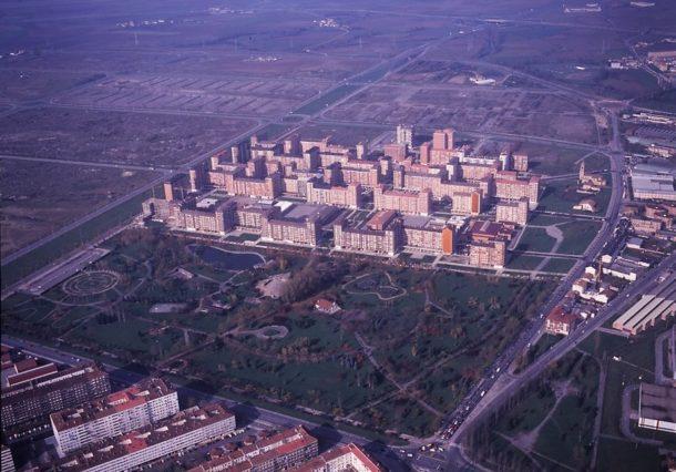 Lakua: tres décadas de crecimiento al otro lado de la circunvalación