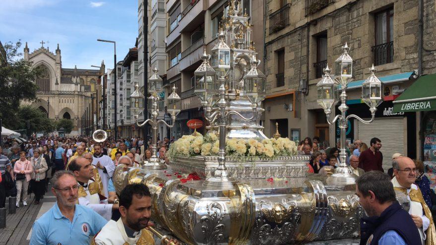 Corpus Christi vitoria
