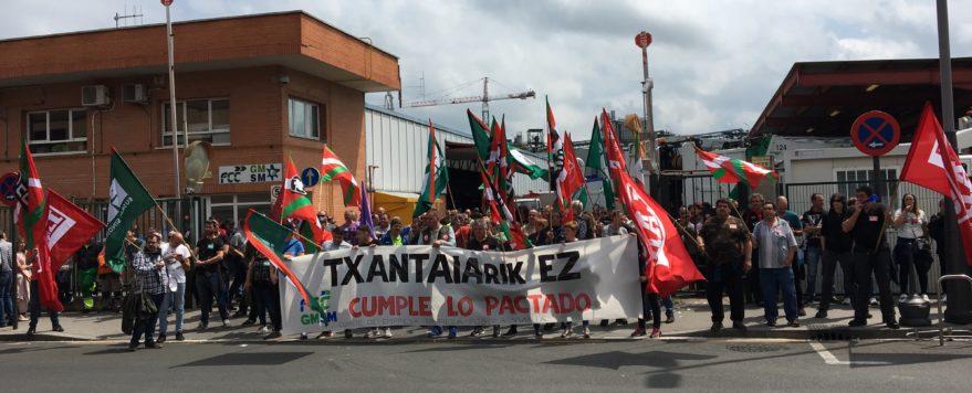 Huelga fcc mayo
