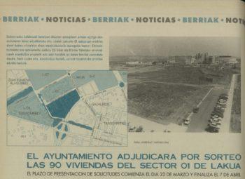 Gaceta Municipal 20/03/1993. Hemeroteca digital Liburuklik.