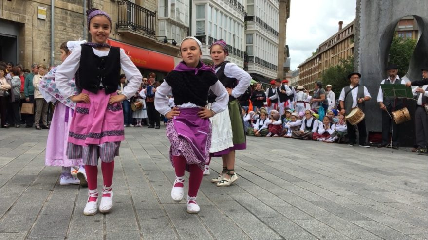 Vitoria-Gasteiz acoge la Umeen Euskal Jaia