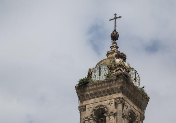 Descubre Vitoria-Gasteiz desde la torre de San Vicente