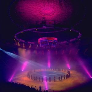 araba arena final four 2001