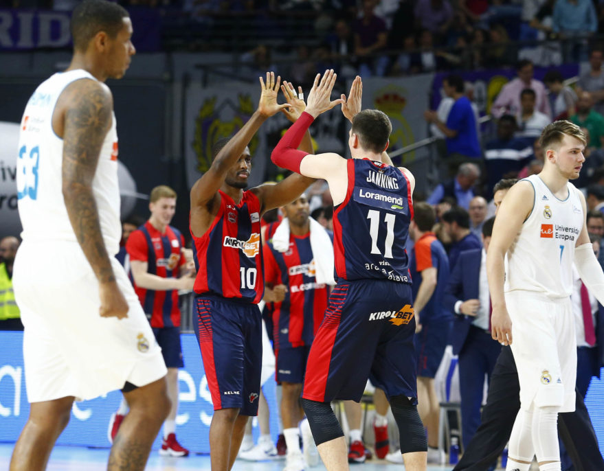 Madrid Baskonia final 1