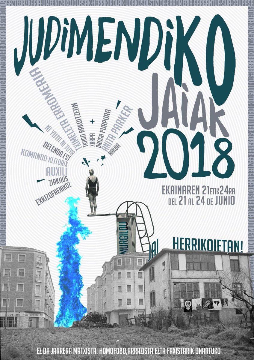 Kontzertuak Gasteizen eta Araban. Conciertos en Vitoria y Alava - Página 3 Fiestas-de-judimendi