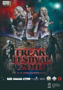 freak festival 2018