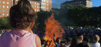 Fiestas de Lakua-Arriaga