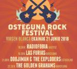 osteguna rock festival