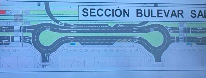 Propuesta presentada en 2018 para Bulevar de Salburua