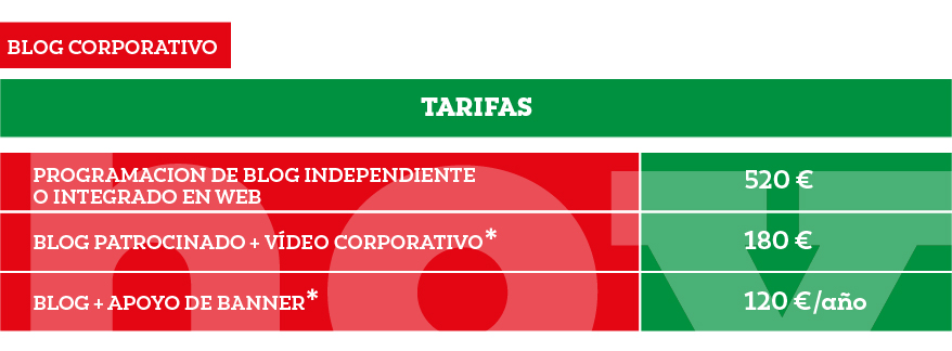 Tarifas-blog-corporativo-gasteiz-hoy