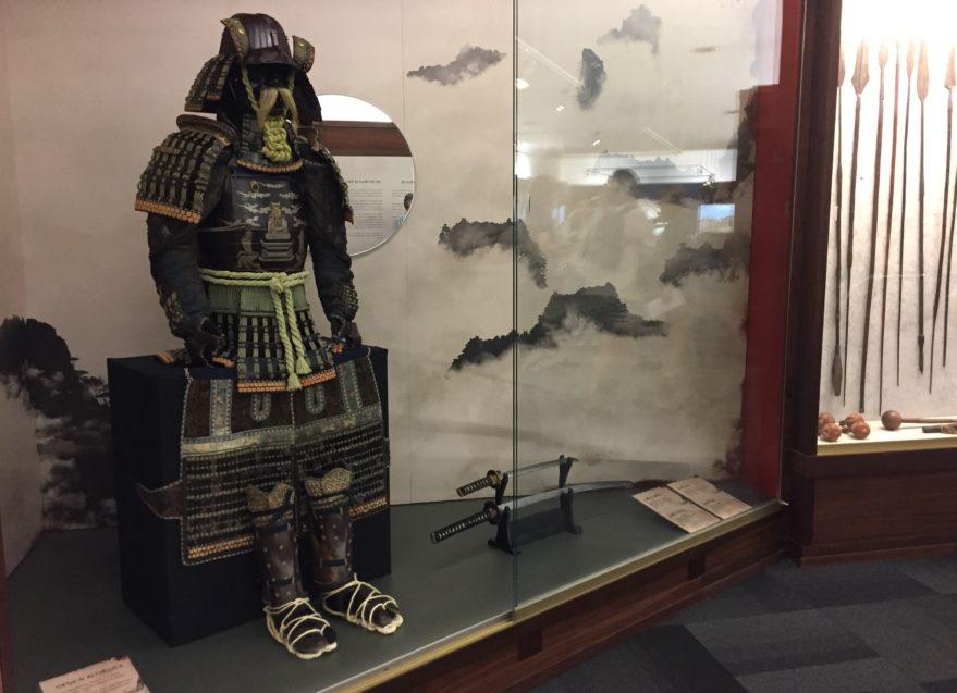 museo armeria samurais