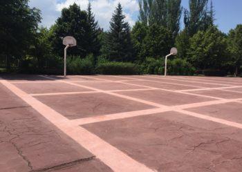 cancha baloncesto las conchas