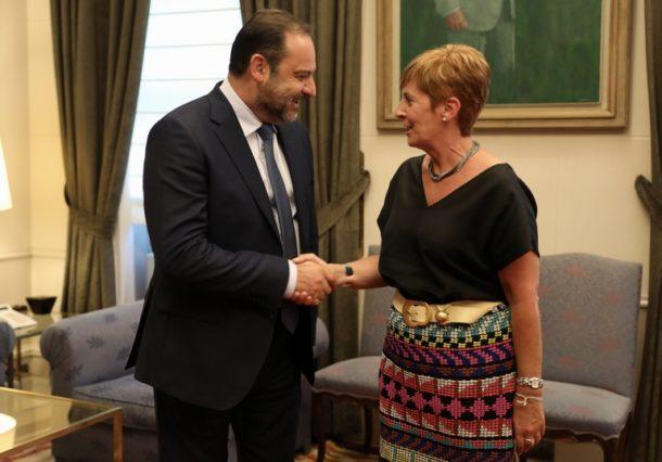 Fomento y Gobierno Vasco mantienen los objetivos sobre el soterramiento y Foronda