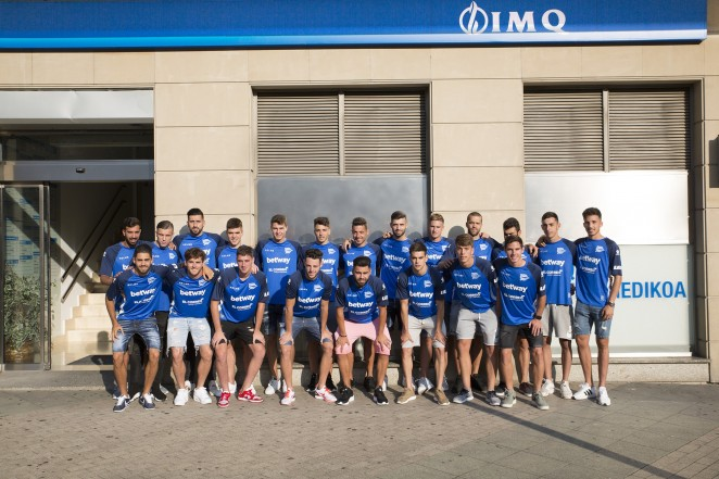 pretemporada alaves