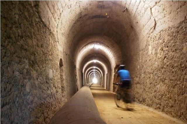 tunel leorza cicujano