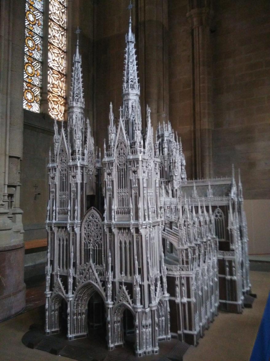 catedral nueva maqueta