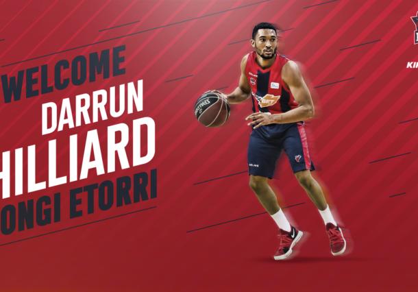 Otro ex NBA para Baskonia: llega Darrun Hilliard