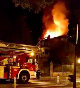 El incendio de Zubialde fue provocado, apenas un mes después de su venta