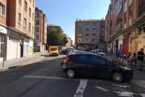 La calle Médico Tornay será peatonal y los aparcamientos se trasladarán a otras calles