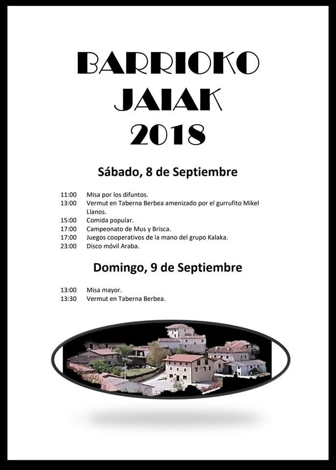Fiestas Barrio
