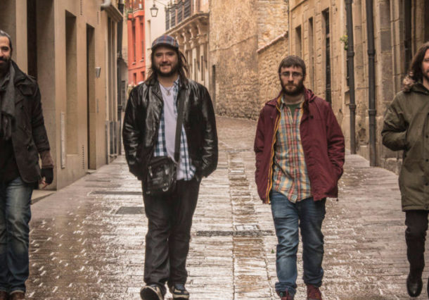 El grupo alavés Kolme Katu logra el segundo premio en el Folkez Blai 2018