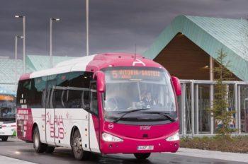 autobus gratis alava