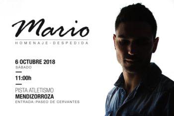 Mario Álvarez homenaje