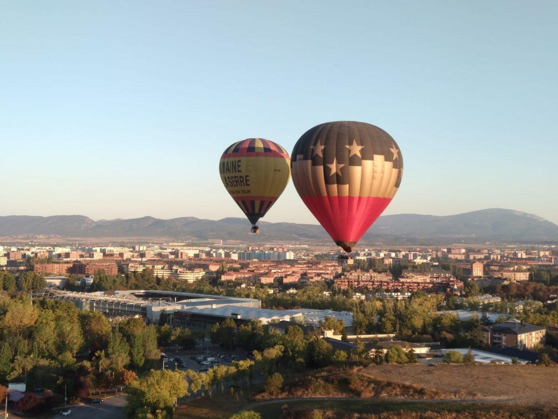 23 globos aerostáticos participan en la I Regata de Vitoria-Gasteiz | Gasteiz Hoy