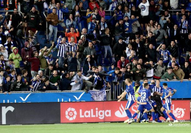 El Alavés se medirá al Girona en su primera eliminatoria de la Copa del Rey