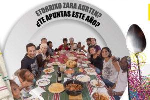 Familias de todo el mundo compartirán mesa con otras autóctonas el 11 de noviembre