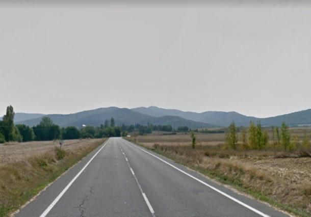 La carretera a Zaldiaran tendrá un nuevo paso de peatones