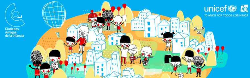 vitoria ciudad amiga de la infancia