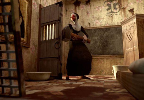 Evil Nun: el videojuego con label gasteiztarra que triunfa en los móviles