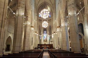 La Catedral de Santa María estrena iluminación