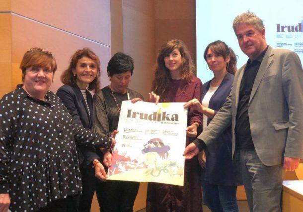 El festival de ilustración internacional Irudika regresa con tres días más de actividades