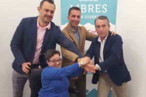 Libres por Euskadi presenta su candidatura para las elecciones municipales