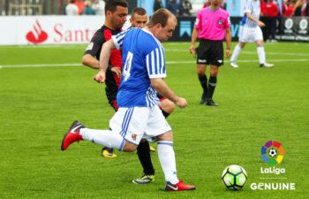 El Alavés quiere formar un equipo para competir en la liga de personas discapacitadas