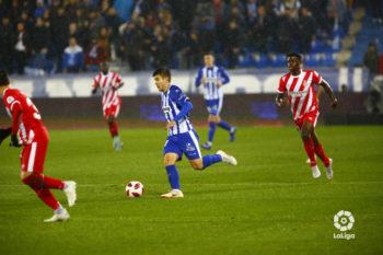 Martín Agirregabiria acude con la selección sub21 a la próxima concentración