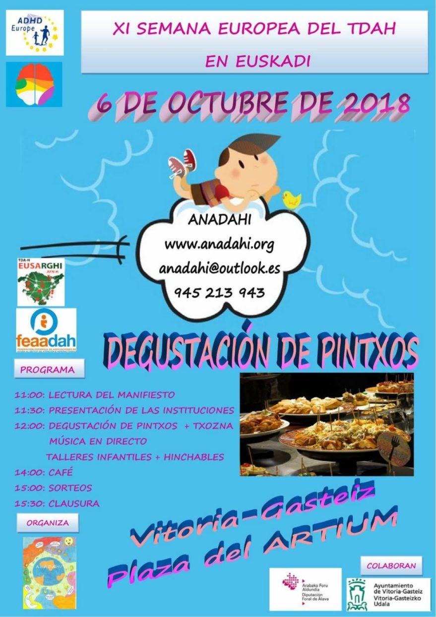 Semana europea del TDAH @ Plaza Artium