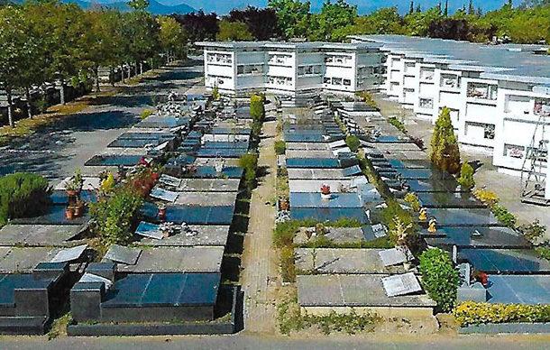 El Ayuntamiento eliminará los jardines ubicados junto a las tumbas de El Salvador
