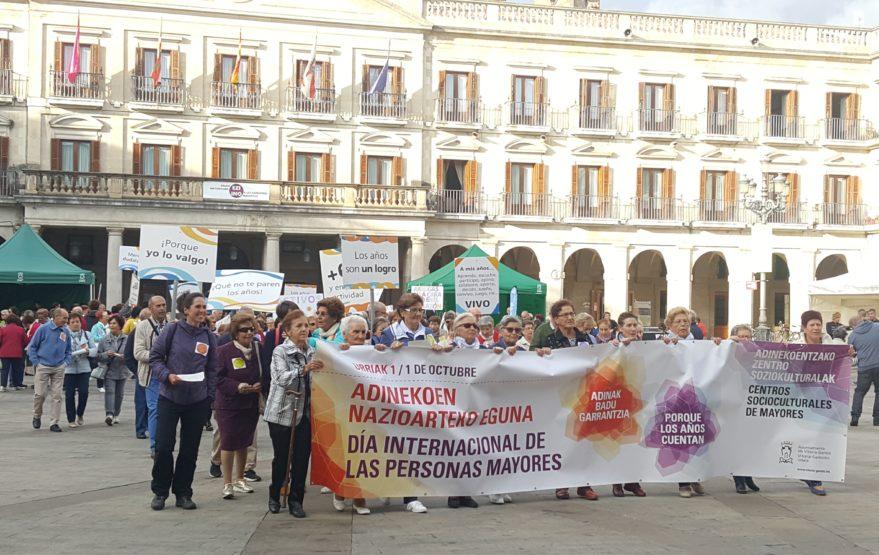vitoria día internacional personas mayores