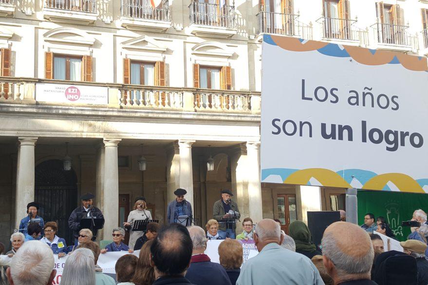 vitoria pregón día internacional personas mayores