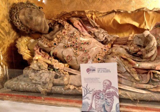 La muerte y sus rituales se citan en Vitoria-Gasteiz y Álava